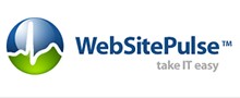 Logo of WebSitePulse