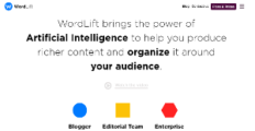 WordLift screenshot