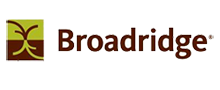 Logo of Broadridge
