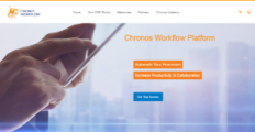 Logo of Chronos Workflow