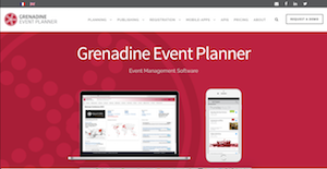 Logo of Grenadine Event Planner