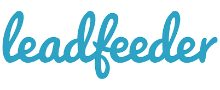 Logo of Leadfeeder