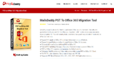 MailsDaddy PST to Office 365 screenshot