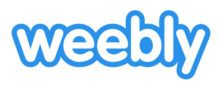 Logo of Weebly