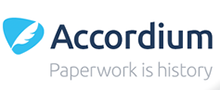 Logo of Accordium
