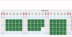 BeeBole Timesheet dashboard 11
