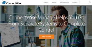 Logo of ConnectWise Manage
