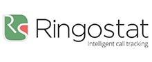 Logo of Ringostat