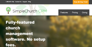 Logo of SimpleChurch CRM