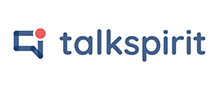 Logo of talkSpirit