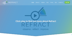 Refract screenshot