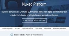 Nuxeo Platform screenshot