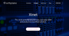 Logo of Xinet