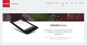 Logo of Zomato Base