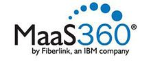 Logo of IBM MaaS360