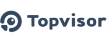 Logo of Topvisor Web Analytics Software