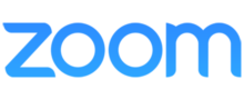 Logo of Zoom