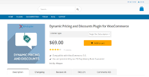 Logo of Dynamic Pricing & Discounts