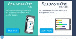 Logo of FellowshipOne