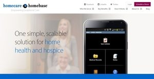 Logo of Homecare Homebase