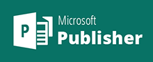 Logo of Microsoft Publisher