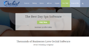 Logo of Orchid Medical Spa Software