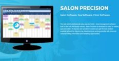 Salon Precision screenshot