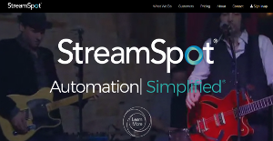 Logo of StreamSpot