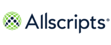 Logo of Allscripts EHR