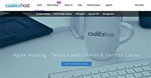Logo of CooliceHost VPS Hybrid Hosting