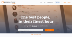 PeoplePerHour screenshot