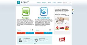 Logo of Refog Employee Monitor
