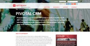 Logo of Pivotal CRM