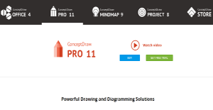 Logo of ConceptDraw PRO