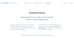 Logo of Funeral Finance
