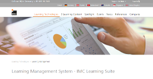 Logo of IMC Learning Suite