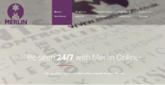 Merlin Software screenshot