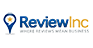 Logo of ReviewInc