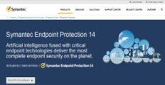 Logo of Symantec Endpoint Protection