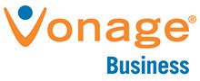 Logo of Vonage