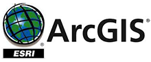 Logo of ArcGIS