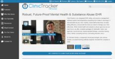 Logo of ClinicTracker EHR
