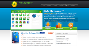 Logo of iSafe Keylogger