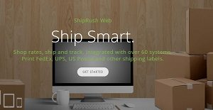 Logo of ShipRush Web
