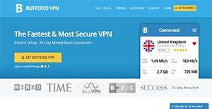 Logo of Buffered VPN
