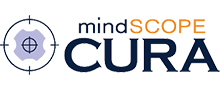 Logo of mindSCOPE CURA