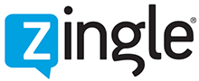 Logo of Zingle Business Text Messaging