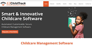 Logo of EZChildTrack