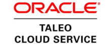 Logo of Oracle Taleo Cloud Service