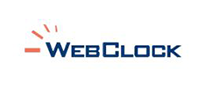 WebClock logo